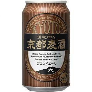 京都麦酒ブロンドエール