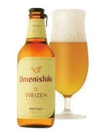 梅錦ビール ヴァイツェン