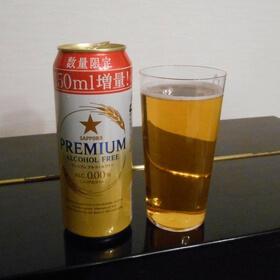 プレミアムアルコールフリー