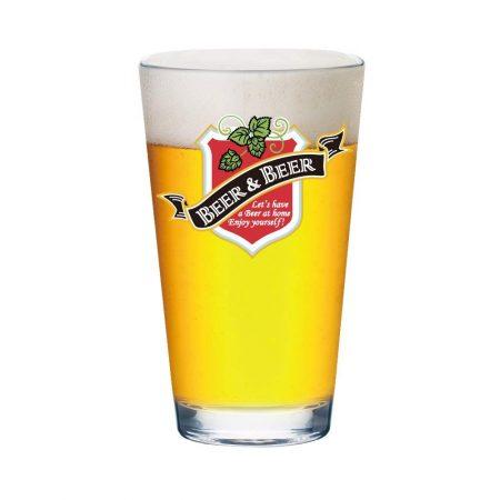 東洋グラス クラフトビール向けパイントグラス